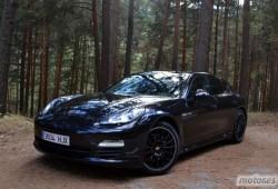 ¡Un Porsche gastando 2,9 litros de gasóleo!