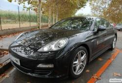 Porsche Panamera Diesel. Un Gran Turismo inteligente