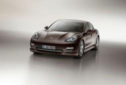 Porsche Panamera Platinum Edition, a la venta a finales de noviembre