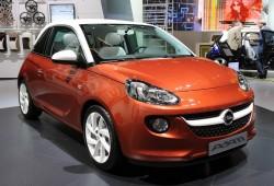 Opel Adam desde París 2012