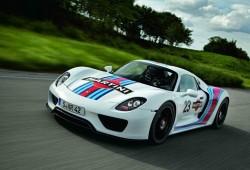 Se desvelan todos los detalles del Porsche 918 Spyder