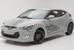 Hyundai preparó sus coupé para el SEMA 2012