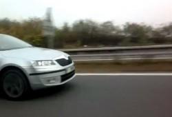 De nuevo aparece el Skoda Octavia 2013