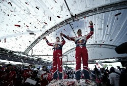 Loeb consigue su noveno título mundial consecutivo