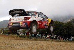Hirvonen se estrena con Citroën