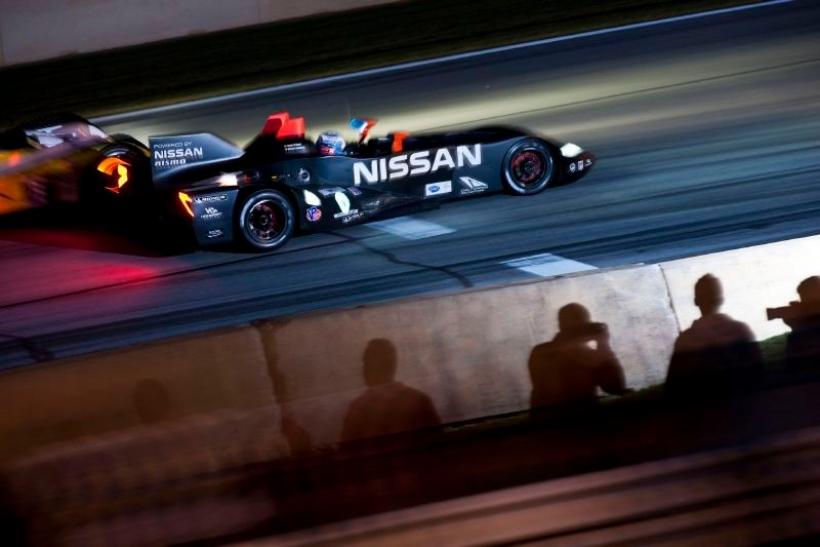 El Nissan Deltawing hace historia, Antonio García segundo en GT