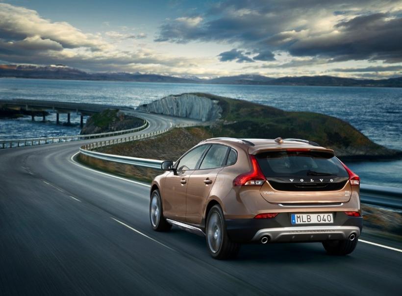 Volvo V40 Cross Country. En España, a partir de 26.230 euros