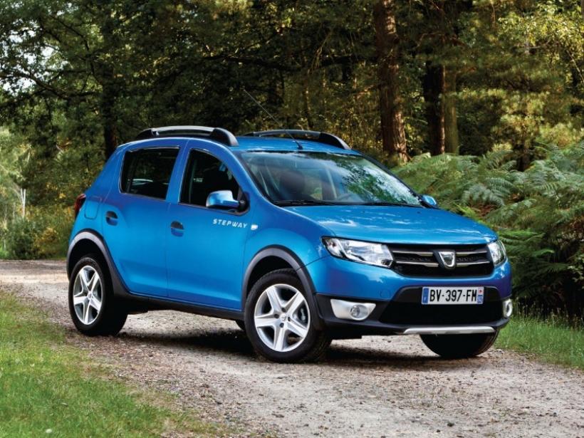Presentado: Dacia Sandero Stepway 2013