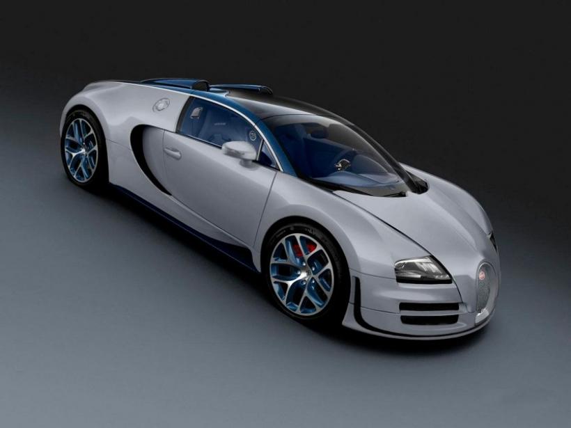 Bugatti Veyron 16.4 Grand Sport Vitesse: una nueva exclusiva para el superdeportivo