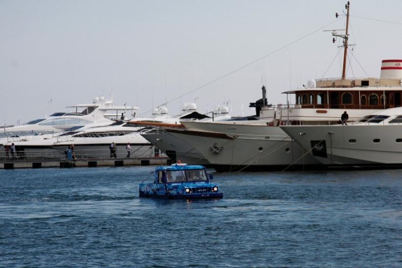 Iveco SeaLand, un vehículo anfibio experimental sobre la base del Daily 4x4