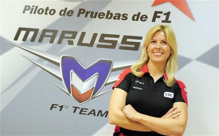 María de Villota: Hay vida más allá de la Fórmula Uno