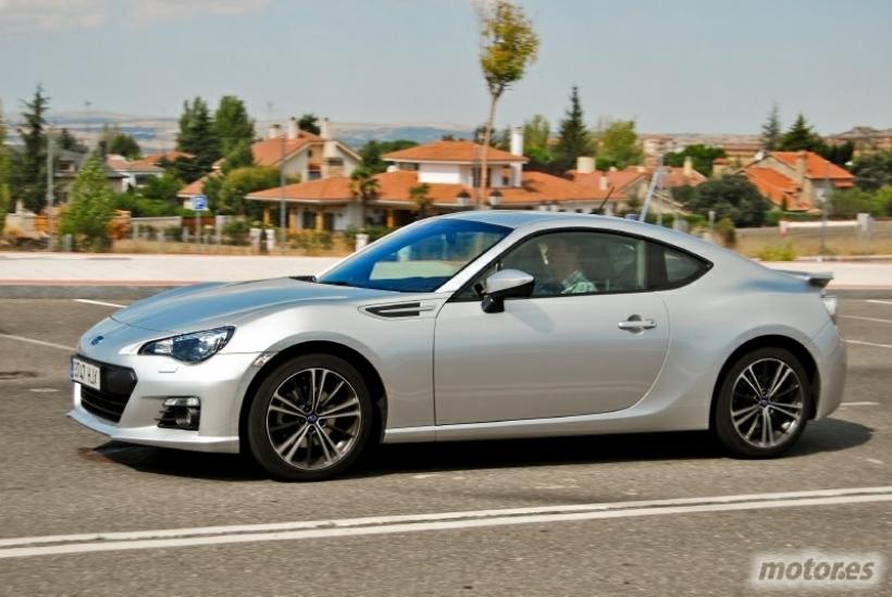 Subaru BRZ Automático. Diversión asegurada
