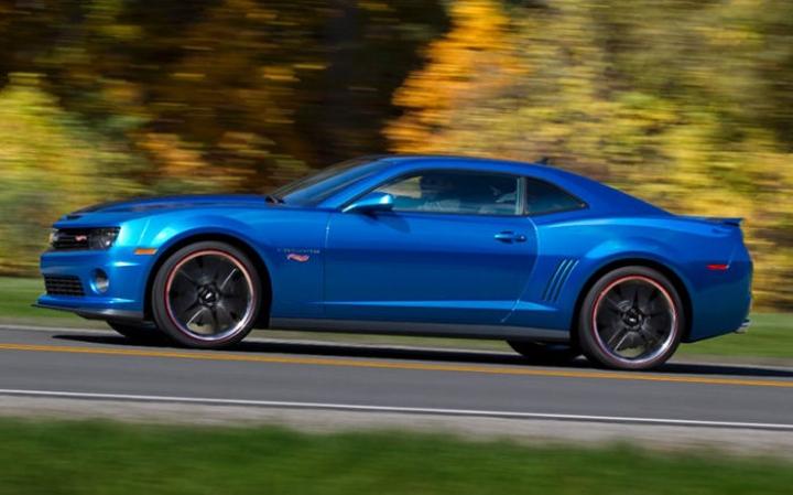 Chevrolet Camaro Hot Wheels se presentará en el SEMA y saldrá a la venta