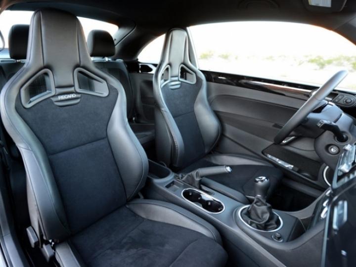 Volkswagen presentará una gama especial del Beetle en el SEMA