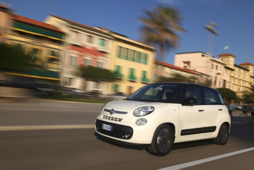 FIAT 500L: Algo más que un urbanita