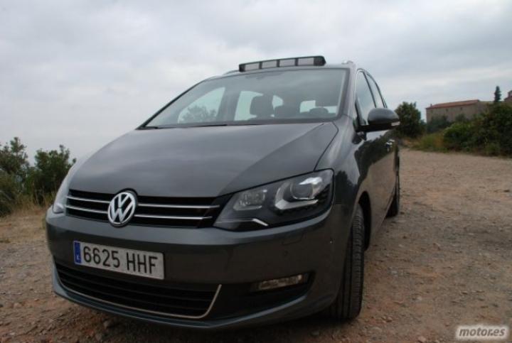 Volkswagen Sharan. Ponemos a prueba al transatlántico de Volkswagen
