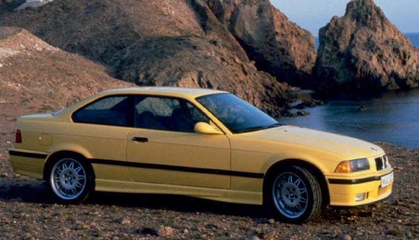 El mercado del BMW M3 (II): E36 1992