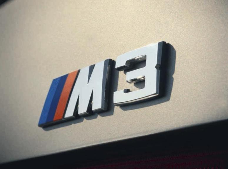 El mercado del BMW M3. Índice de capítulos
