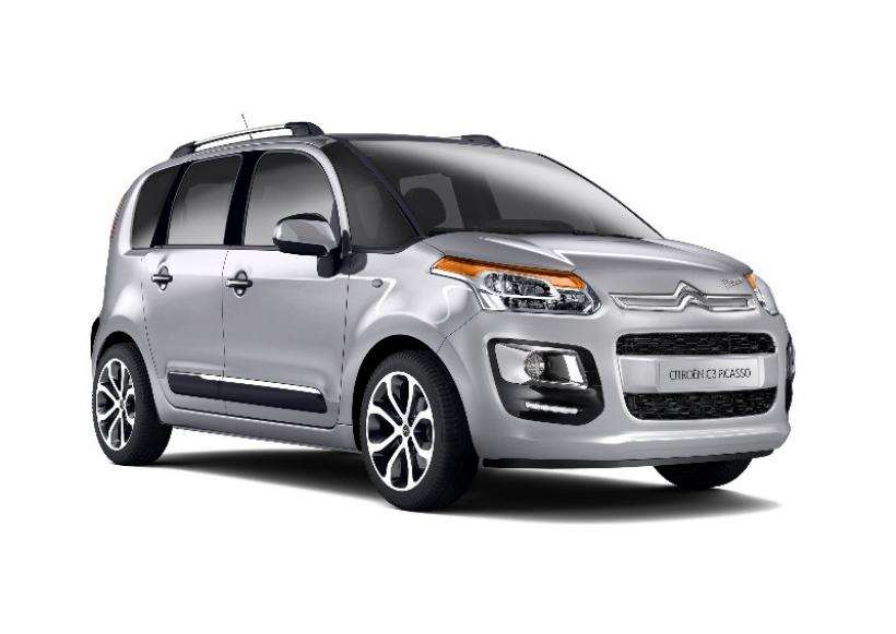 Citroën pone a la venta el renovado C3 Picasso