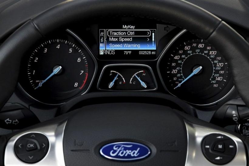 El Ford Fiesta llegará con sistema MyKey para tranquilidad de los padres