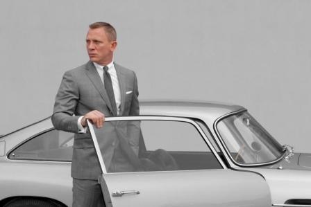 Los coches de James Bond (VIII): El reparto de SkyFall