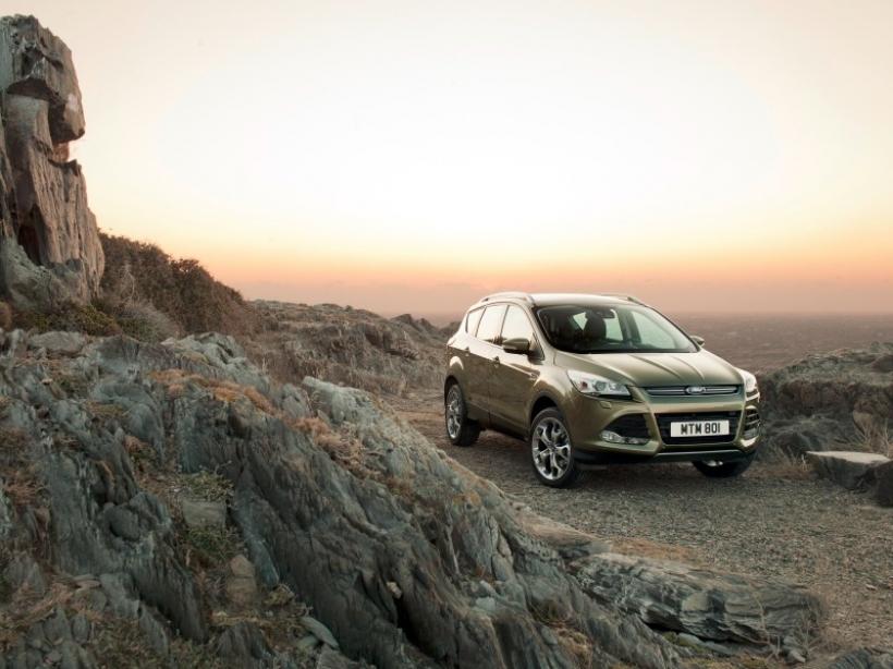 Ford Kuga 2013. En España, a partir de 25.150 euros