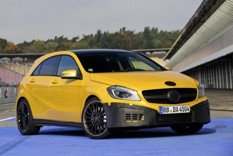 Mercedes-Benz A45 AMG, nuevos datos e imágenes