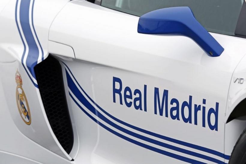 Audi entrega los coches al Real Madrid ¿Qué eligió Cristiano Ronaldo?