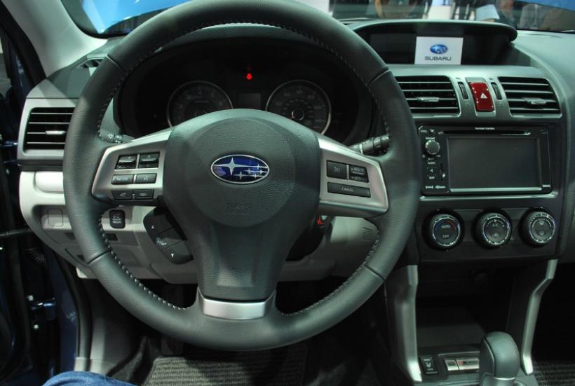 Subaru presentó la cuarta generación del Forester