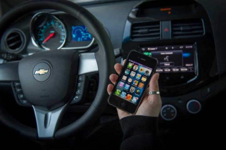 Chevrolet montará Eye Free en el Spark y el Sonic LTZ 2013
