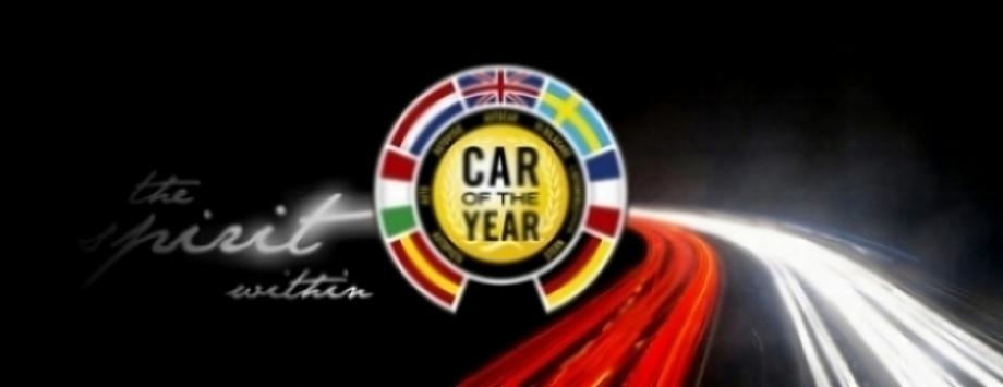 Se conocen los ocho finalistas al Coche del Año 2013