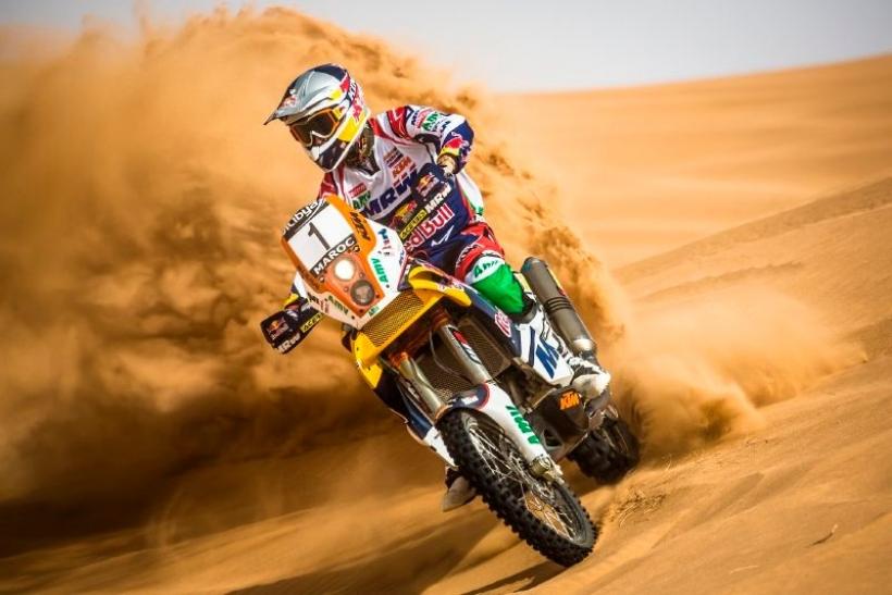 Pilotos españoles en el Dakar: Motos