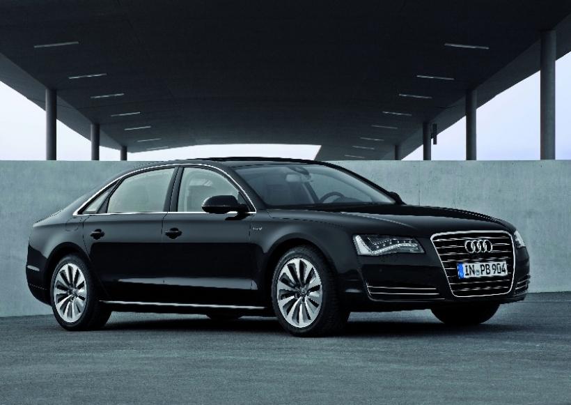 Audi A8 L Hybrid, lujo eficiente