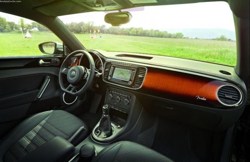 Volkswagen Beetle Fender Edition llega a España