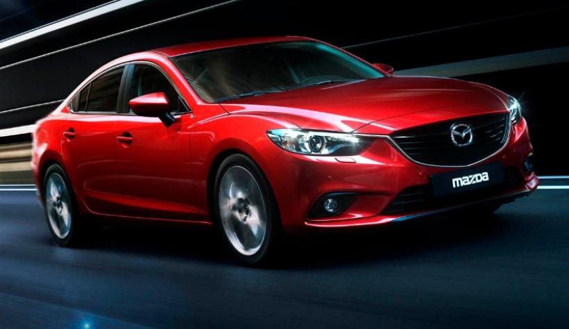 El nuevo Mazda 6, expuesto en Madrid