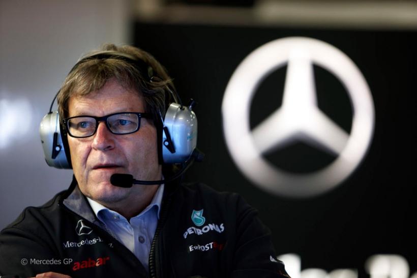 Norbert Haug deja su cargo en Mercedes