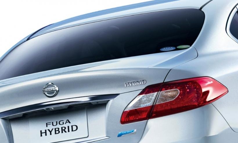 Nissan lanzará 15 nuevos híbridos hasta 2016