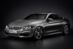 Se filtran fotos del BMW Serie 4 Coupé Concept