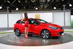 Renault Clio Sporter, en el Salón de Bolonia