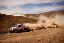 Pilotos españoles en el Dakar: Coches