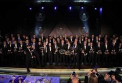 Gala de premios de la Fórmula 1 2012
