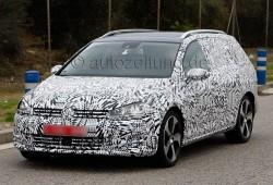 Volkswagen Golf Variant 2013. ¿Lo veremos en el Salón de Ginebra?