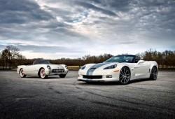 El Chevrolet Corvette cumple 60 años en 2013