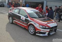 El Mitsubishi Evo X de Rally Center ya tiene piloto para el Rally de Montecarlo