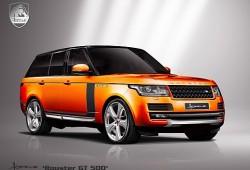 Hofele Design enseña su preparación del Range Rover 2013