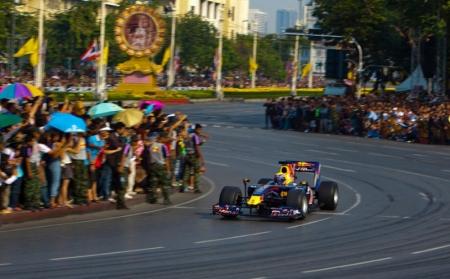 Tailandia albergará un Gran Premio de Fórmula 1 en 2015