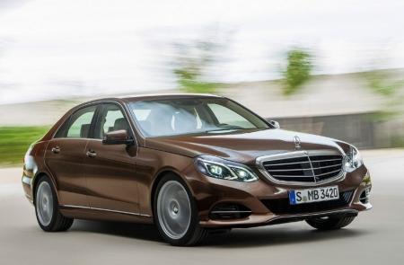 Mercedes Clase E 2013. Ahora sí que sí, fotos en todo su esplendor