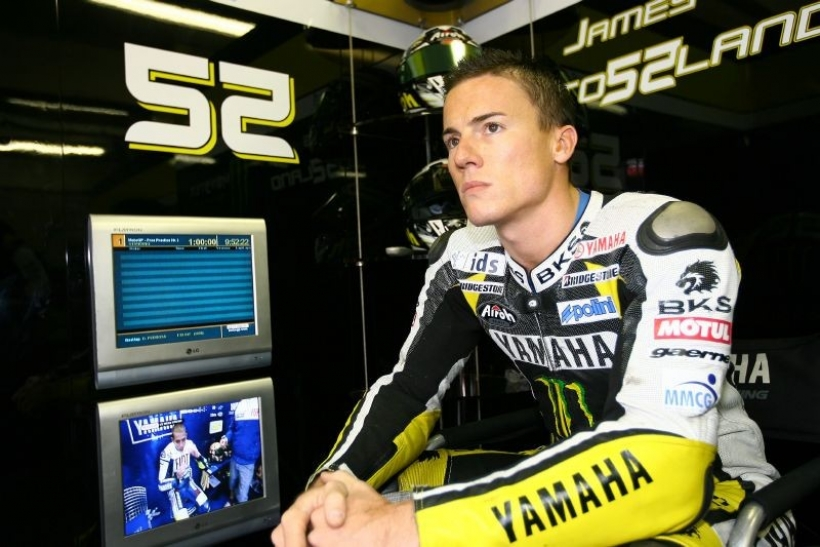 James Toseland quiere ponerse a 650 km/h