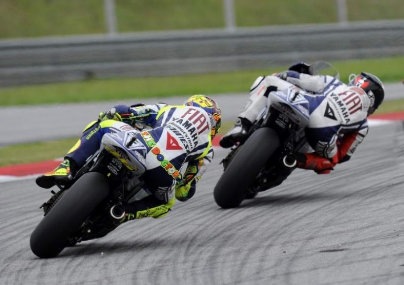 Jorge Lorenzo: Rossi tiene hambre de victorias