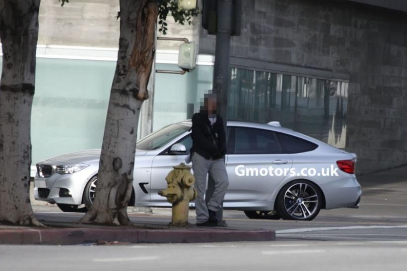 BMW Serie 3 GT 2013, al desnudo